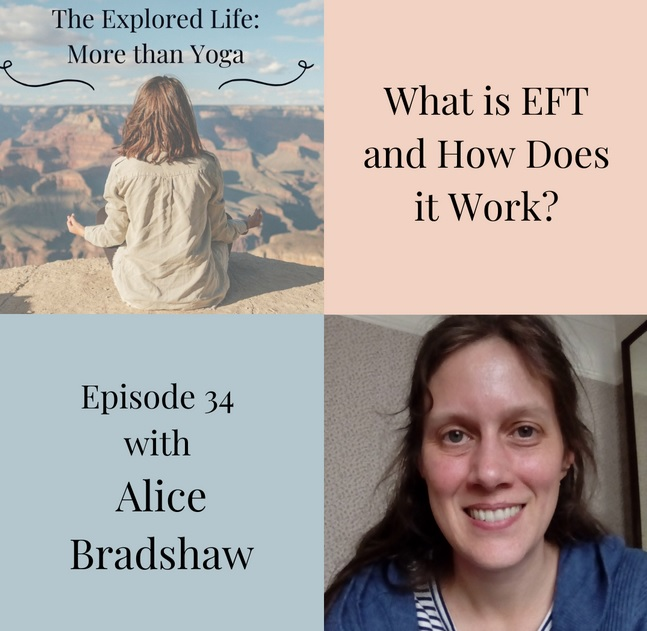 What is EFT and how does it work? ~ Podcast with Frances Robertson-Ritchie